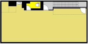 御茶ノ水 神保町 レンタルスタジオの図面