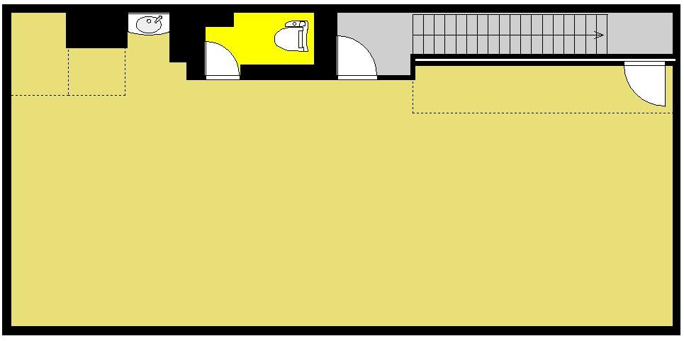 神保町 おちゃすたスタジオの図面