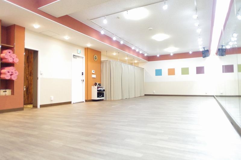 御茶ノ水・神保町レンタルスタジオのスタジオフロア
