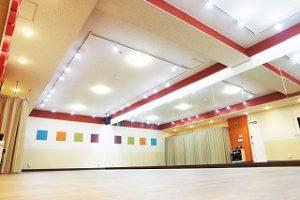 防音性の高いレンタルスタジオ ダンススタジオ