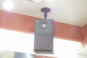 御茶ノ水スタジオ スピーカー