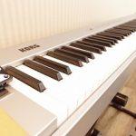 御茶ノ水レンタルスタジオのキーボード