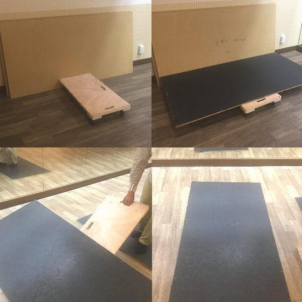 タップボードが使えるレンタルスタジオ